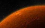 Mars  Scientific illustration -  planetary landscape - 81315899