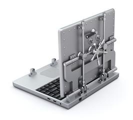 Vault laptop