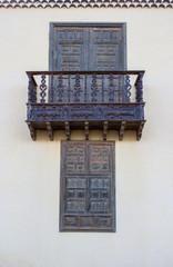 Museum of Casa de los Coroneles in La Oliva village, Fuerteventu