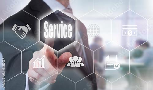 Service Concept - 81317039