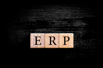 Acronym ERP- Enterprise resource planning
