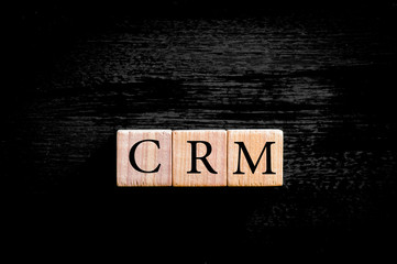 Acronym CRM - Customer relationship management