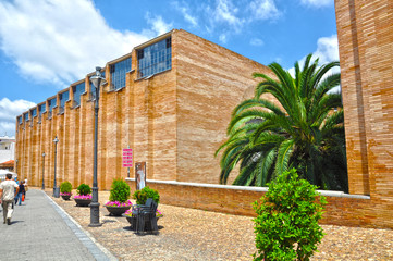 Mérida, Badajoz, España, Extremadura, museo