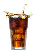 glass of coke - 81322895
