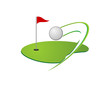 Golf Swing - 81323678