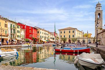 Lazise, Lago di Garda, Italy