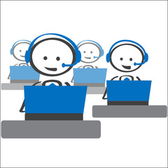 Helpdesk customer support