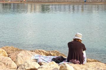 El Portet beach, Moraira,Costa Blanca, Alicante, Spain
