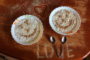 International Day of oatmeal