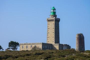 Cape Frehel lighthouse