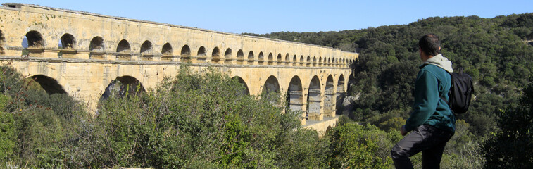 randonnée dans le Gard