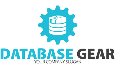 Database Gear Logo