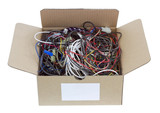 Wires is prepared for utilization
