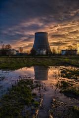 Centrale nucleare - centrale biomassa
