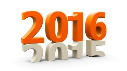 2015-2016 orange