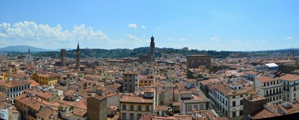 Veduta Campanile di Giotto - Firenze