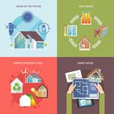 Energy Saving House Flat
