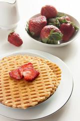Waffles;