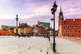 Warszawa Plac zamkowy - 81345884