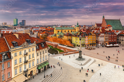 Warszawa Plac zamkowy - 81345836