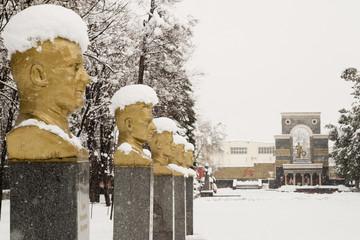 Памятник воинам, погибшим в Великой Отечественной Войне