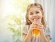 Leinwanddruck Bild - fresh juice