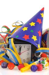 Minuit, nouvelle année