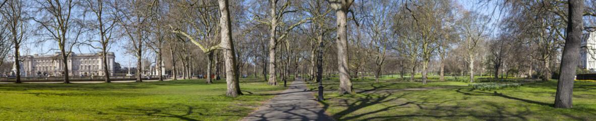 Green Park Panoramic