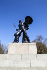 Wellington Monument in Hyde Park