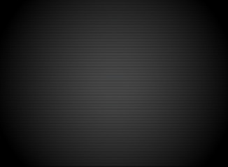 Dark stripes background with thin lines. Empty camera screen wit