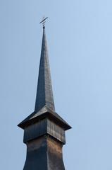 Wooden church, Sapanta, Maramures, Romania