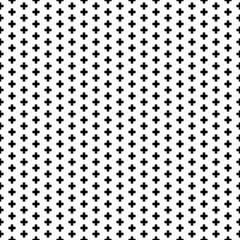 Kreuze Muster