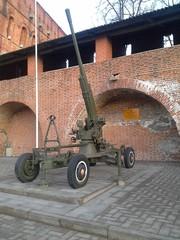 Зенитная пушка 52-к, калибр 85-мм
