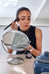 makeup business woman