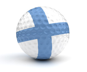 Finnish Golf Ball