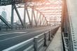 Road on the bridge - 81355267