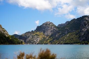 Idyllischer Stausse auf Mallorca