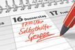 Termin für Selbsthilfe-Gruppe in Kalender eintragen - 81357088