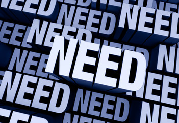 Need Is Everywhere