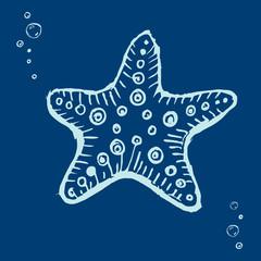 Starfish. Motivi marini.