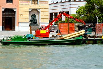 Venice maintenance