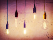 Illuminated light bulbs - 81361068