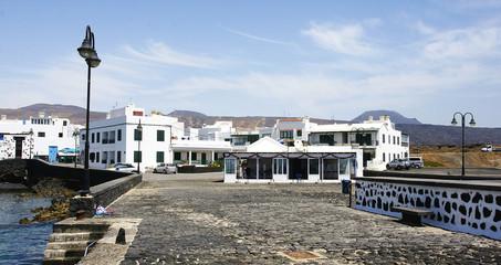 Puerto Arrieta, Lanzarote, Islas Canarias