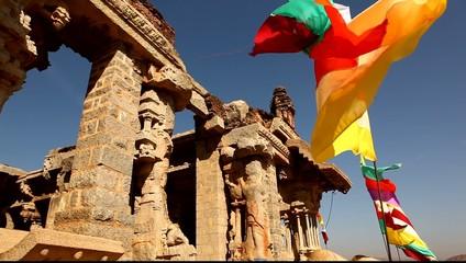 Vitala temple Hampi Karnataka India