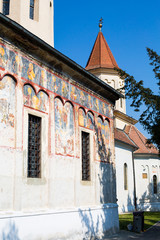 Details of Saint Nicholas Church in Brasov, Transilvania