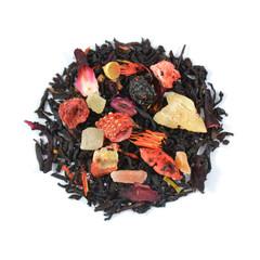Black Tea with Strawberry