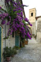 Edificio fiorito