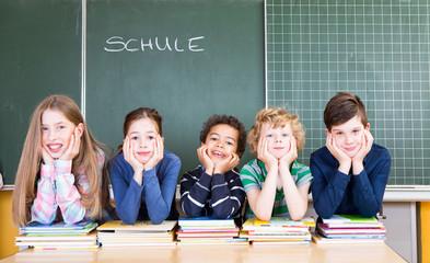 Schule, Schüler,Bücher Tafel