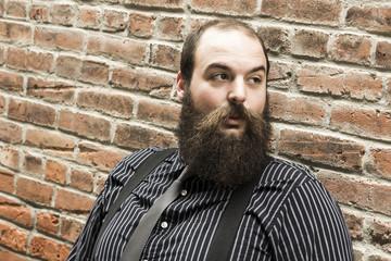 Ooh La La Bearded Man