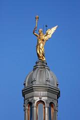 Angel of enlightenment